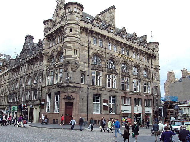 Edinburgh City Centre Royal Mile Hotel