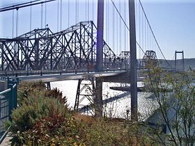 Vallejo, most Carquinez