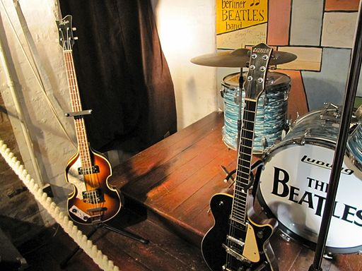 The Cavern replica of the Beatles Story museum(1)