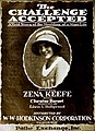 The Challenge Accepted (1918) - Ad 1.jpg