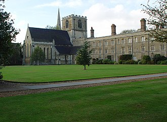 Jesus College, Cambridge - Jesus Chapel