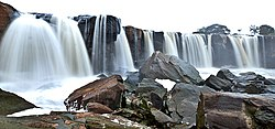 The fourteen Falls