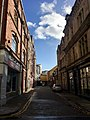 The Glassworks and Bakers Row, Cardiff, December 2020.jpg