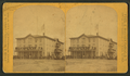 The Grand Central Hotel at Hope, D.T. (Dakota Territory), the end of the Manatoba (Manitoba) west branch in August 1882. About 70 miles from Larimore south-west, by Haynes, Frederick E., b. 1861.png