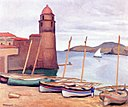 The Lighthouse at Collioure Albert Marquet (1912).jpg