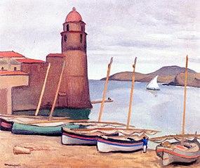 Le Phare de Collioure