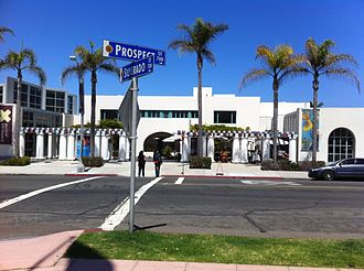 Ellen Browning Scripps - The Museum of Contemporary Art, San Diego, in La Jolla