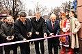 The Opening of the Auditory Campus of S. Kuznets Kharkiv National University of Economics. 30.09.2015 (01).jpg
