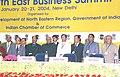 The Prime Minister Shri Atal Bihari Vajpayee inaugurating the 2nd North-East Business Summit in New Delhi on January 20, 2004.jpg