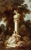 The Progress of Love - Reverie - Fragonard 1771-72.jpg
