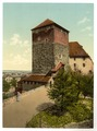 The Quintagonal tower (i.e. Funfeckiger Turm), Nuremberg, Bavaria, Germany-LCCN2002696162.tif