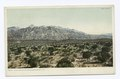 The Sandia Mountains, Albuquerque, N. M (NYPL b12647398-68971).tiff