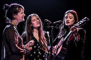 The Staves - The Staves in 2017