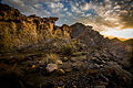 The Sunrise on the Tabernas Desert.jpg