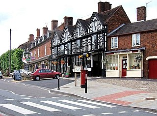 Cleobury Mortimer Human settlement in England