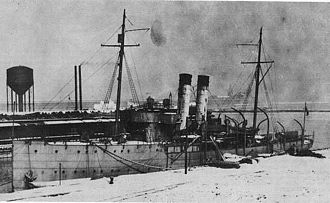 SS Eastland - The USS Wilmette, c. 1918