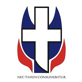 Uniting Presbyterian Church in Southern Africa - NEC TAMEN CONSUMEBATUR