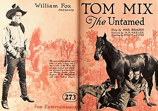 <i>The Untamed</i> (1920 film) 1920 film by Emmett J. Flynn