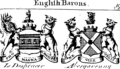 The arms of the nobility, of England, Scotland and Ireland, brought down to the year 1778 Fleuron T118793-14.png