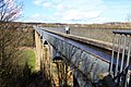 The canal side of the Pontcysyllte Aqueduct - geograph.org.uk - 1805486.jpg