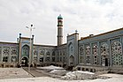 The courtyard of the Grand Masjid Imam Tirmizi.jpg