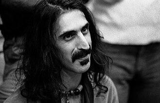 Frank Zappa - Zappa in Toronto, 1977