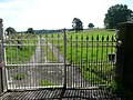 The gated entrance to Wortley Park - geograph.org.uk - 897983.jpg
