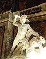 "The marble group ""Theseus defeats the centaurs"" (1805-1819) Antonio Canova.jpg"