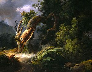 The Oak and the Reed (Fitzwilliam Museum)