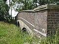 The south side of the footbridge - geograph.org.uk - 908429.jpg