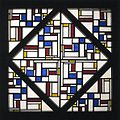 Theo van Doesburg - Composition with window with coloured glass III.JPG