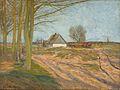 Theo von Brockhusen Landschaft mit Gehöft 1906.jpg