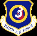 Third Air Force - Emblem