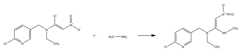 Thirdreaction nitenpyram synthesis.png