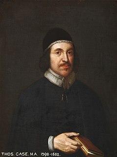 Thomas Case English Presbyterian clergyman