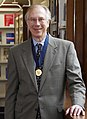 Thomas Cech HD2007 Othmer Gold Medal portrait2.JPG