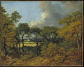 Thomas Gainsborough - Wooded Landscape with a Peasant Resting - Google Art Project.jpg