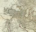 Thomas Kitchin. Composite Asia, islands according to d'Anville. 1787 (A).jpg