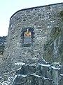 Thomas Randolph tablet, Edinburgh Castle - geograph.org.uk - 2179251.jpg