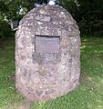 Three Sisters Memorial Cairn, Largs.JPG
