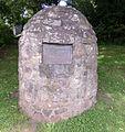 Three Sisters Memorial Cairn, Largs.JPG