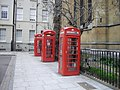 Three Telephone Boxes - geograph.org.uk - 1233972.jpg