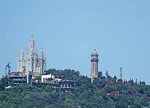 Tibidabo - Image: Tibidabo (7923343396)