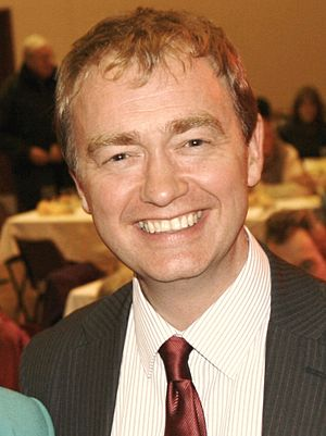 Liberal Democrats leadership election, 2015 - Tim Farron