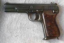 Image result for Russian Army TT Tula Tokarev pistol