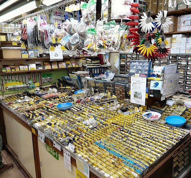 File:Tokyo Akihabara electronic parts shop.jpg