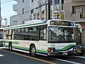 Tokyo Bay City Kotsu 1105 near Urayasu Station.jpg