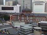 Tokyo Station restoration, 24 June 2012, 02.jpg