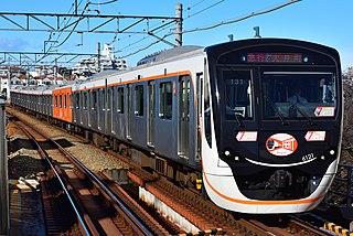 Tokyu 6020 series Japanese electric multiple unit train type