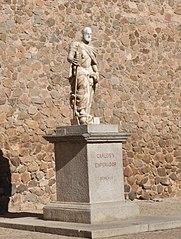 Statue of Carlos V, Toledo
